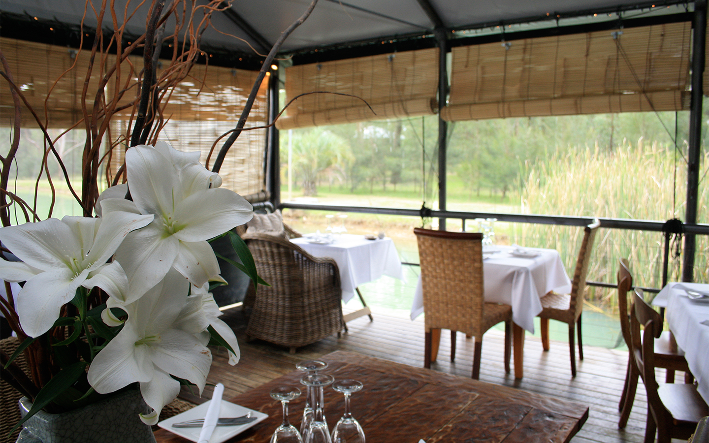 Hunter Valley Restaurant, Wedding Venue & Accommodation, Leaves & Fishes