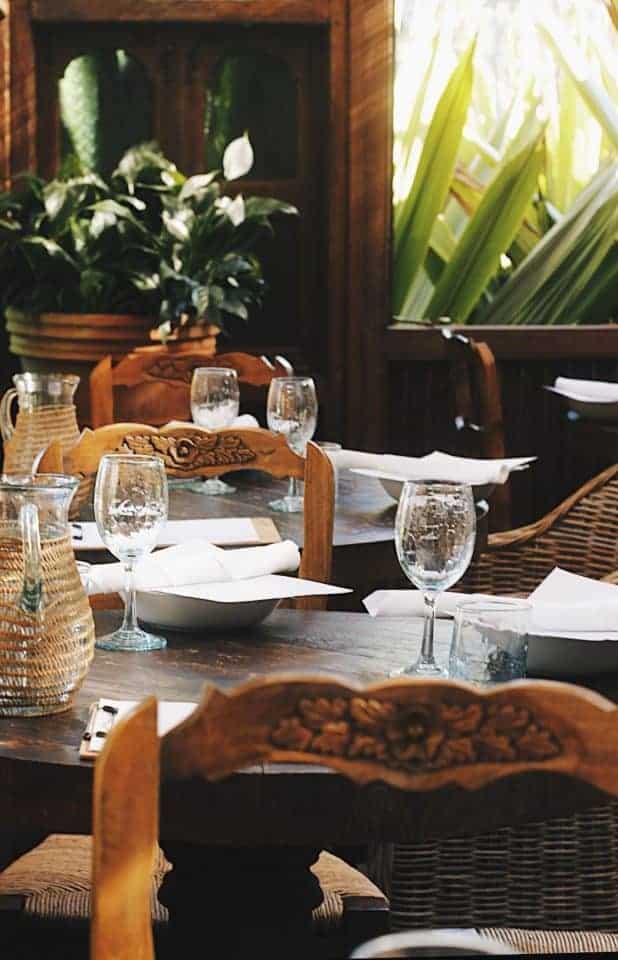 Hunter Valley Restaurant Leaves & Fishes